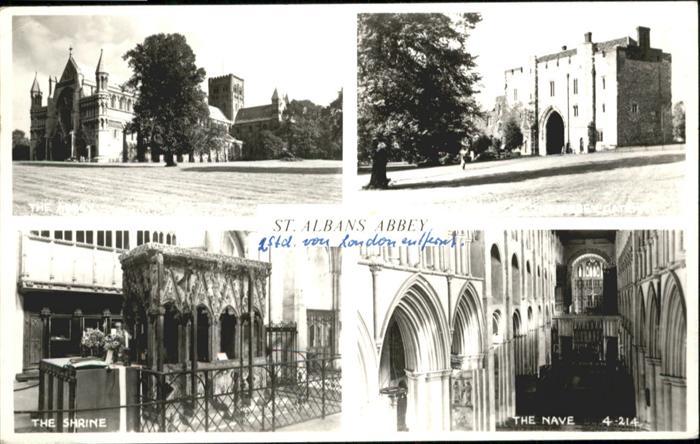 St Albans St. Albans Abbey / St Albans /Hertfordshire