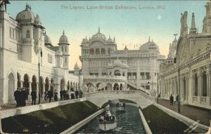 London the Lagoon Latin-British Exhibition / City of London /Inner London - West
