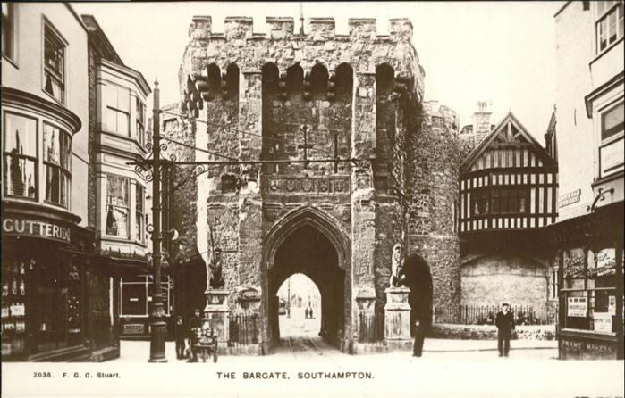 Southampton Bargate / Southampton /Southampton