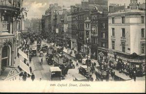 London Oxford Street / City of London /Inner London - West