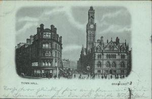 Bradford Town Hall / Bradford /Bradford
