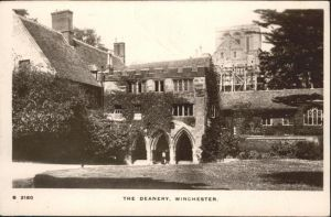 Winchester Deanery / Winchester /Hampshire CC