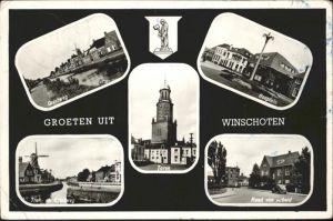 Winschoten Grintweg Toren Bosplein Raad van Arbeid x