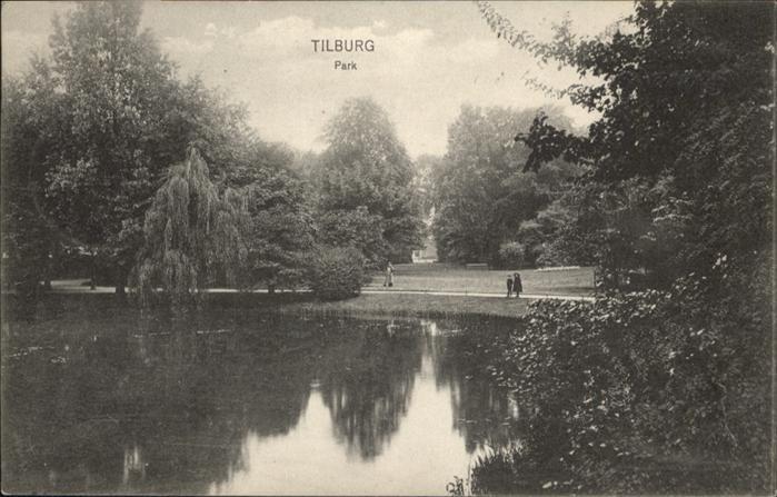 Tilburg Park x