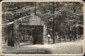 Rhenen Begraafplaats op de Grebbeberg *