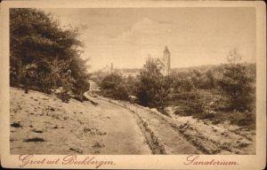 Beekbergen Sanatorium x