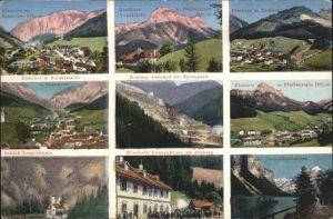 Eisenerz Steiermark Pfaffenstein Erzberg Knappenhaus / Eisenerz /oestliche Obersteiermark