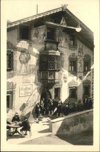 Oetz Gasthof Stern
