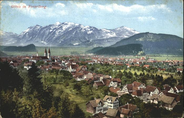 Goetzis Vorarlberg Vorarlberg / Goetzis /Rheintal-Bodenseegebiet