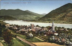 Schwallenbach Wachau Donau