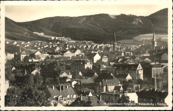 Waldenburg Schlesien