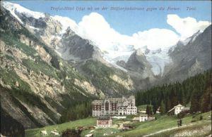 Trafoi Trafoi-Hotel Stilfserjochstrasse Ferner Tirol x