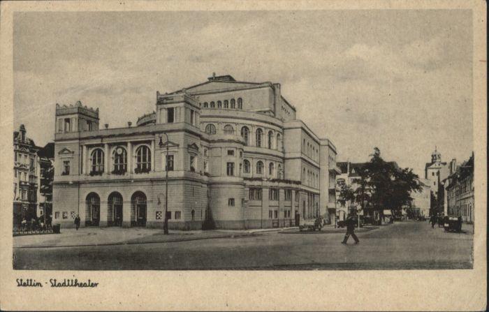 Stettin Theater *