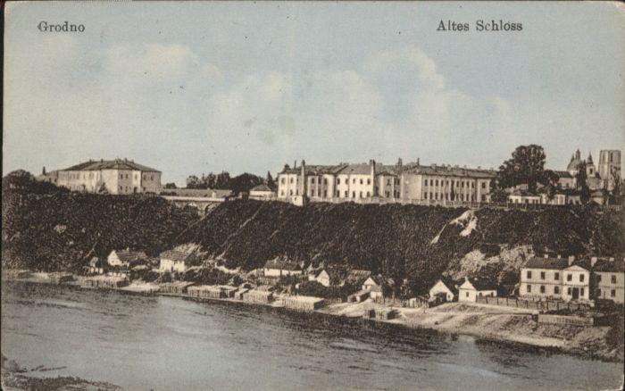 Grodno Schloss x