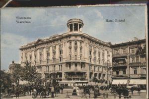 Warszawa Warschau Hotel Bristol *