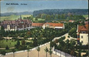 Bad Altheide Kurhaus  x