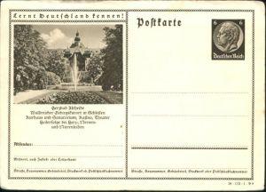 Altheide Bad Kurhaus Sanatorium Brunnen * / Altheide Bad /