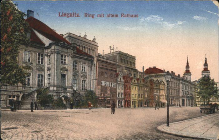 Liegnitz Ring Rathaus x