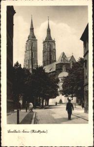 wu87565 Breslau Niederschlesien Breslau Dom * Kategorie. Wroclaw Alte Ansichtskarten