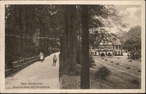 Bad Salzbrunn Zemplin Allee Wiesenhaus x