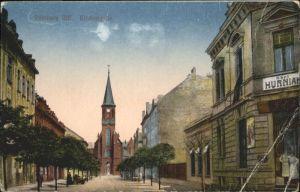 Oderberg Bahnhof Kirchengasse *