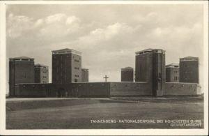 Hohenstein Ostpreussen Tannenberg National-Denkmal  *