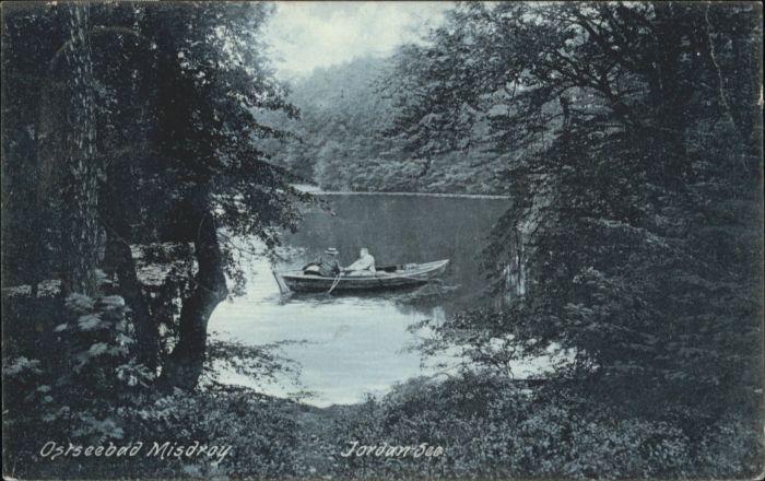 Misdroy Ostseebad Jordan See x