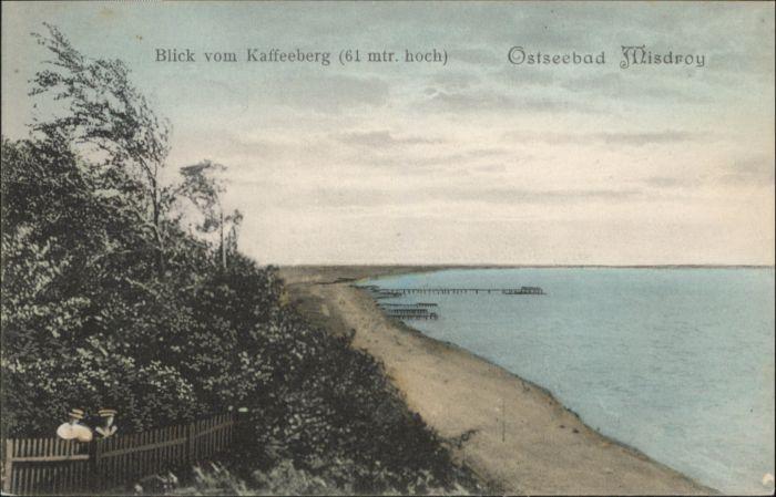 ww69033 Misdroy Ostseebad  *