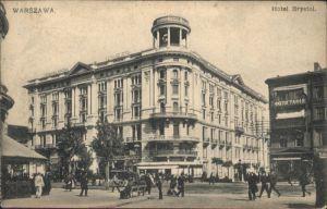 Warszawa Warschau Hotel Brystol x