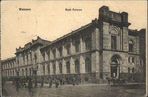 Warszawa Warschau Bank x