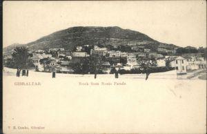 Gibraltar Rosia Parade *
