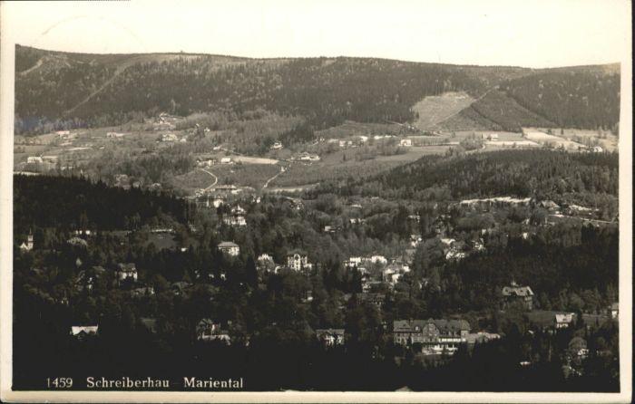 Schreiberhau Mariental x