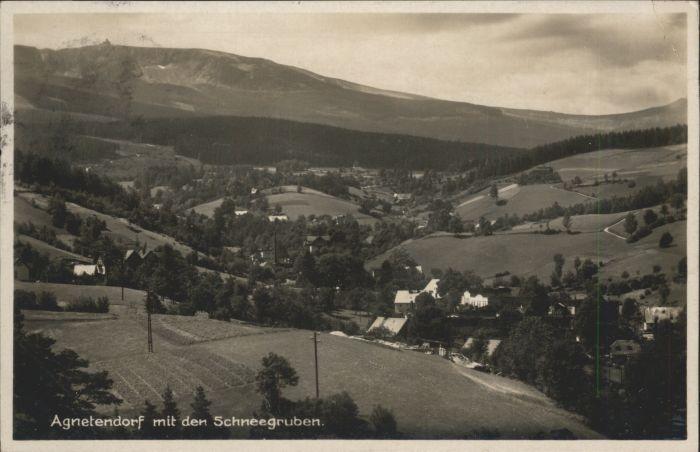 Agnetendorf Schneegruben x