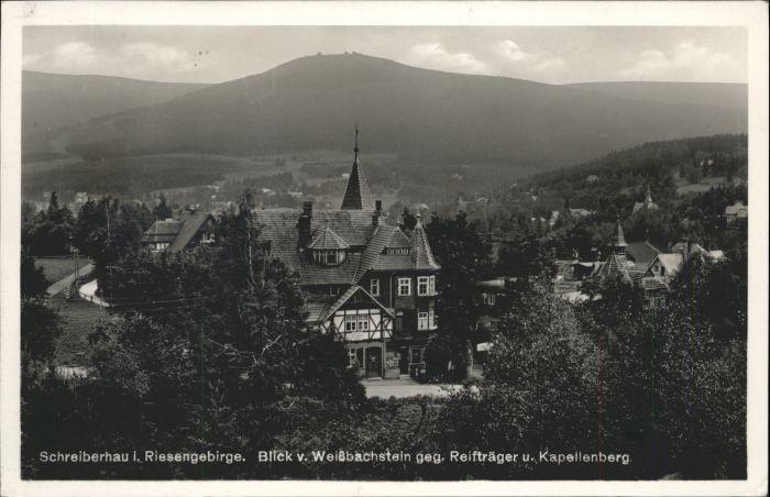 Schreiberhau Reiftraeger Kapellenberg Riesengebirge x