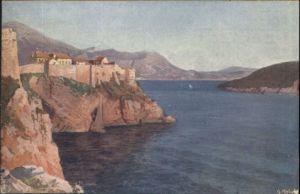 Dubrovnik Raguse Fort Ste. Marie Bora *