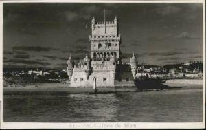 Lisboa Lissabon Torre Belem *