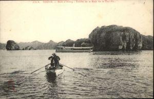 Tonkin Baie d Along Entree Baie Cac Ba *