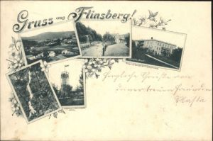 Bad Flinsberg Swieradow Zdroj Bad Flinsberg Leopolds Bad Ludwigs Bad Hasenstein x /  /