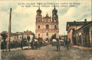 Grodno Kirche  *