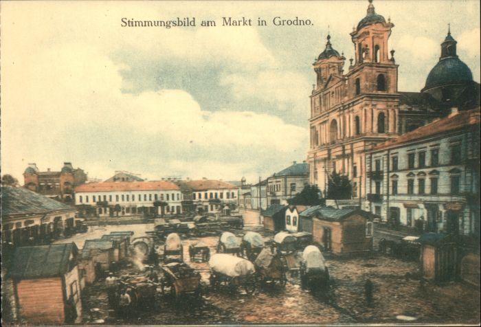 Grodno Markt *