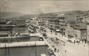 Fiume Hafen