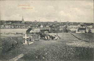 Sonderburg Totalansicht