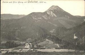 Mariazell Steiermark Hotel Goesing Oetscher