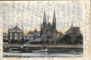 Steyl Niederlande Schiff Missionshaus