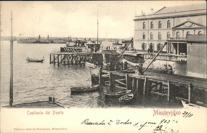 Montevideo Montevideo Capilania del Puerto