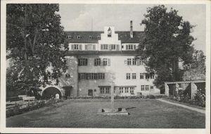 Kirchschlag Muettererholungsheim Schloss Wildberg Kat. Kirchschlag