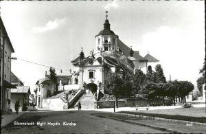 Eisenstadt Kirche  Kat. Eisenstadt