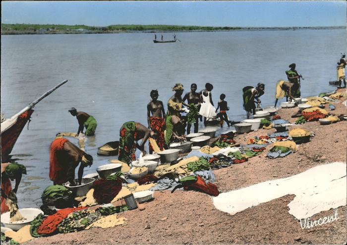 Bamako Teilansicht Kat. Bamako