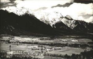 Obsteig Tirol Mieminger Berge / Obsteig /Tiroler Oberland