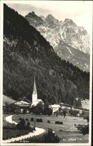 Sankt Jakob Walde Kirche Kat. Sankt Jakob im Walde